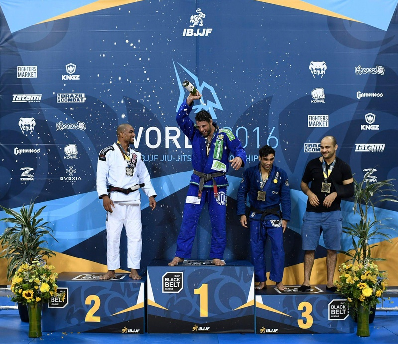 Black belt Male Open Class