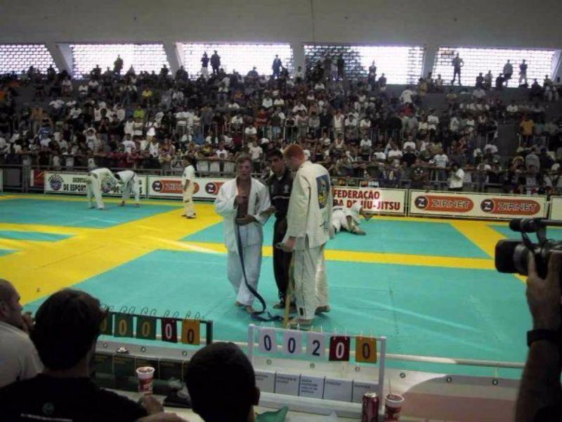 World Championships 2000 Rio