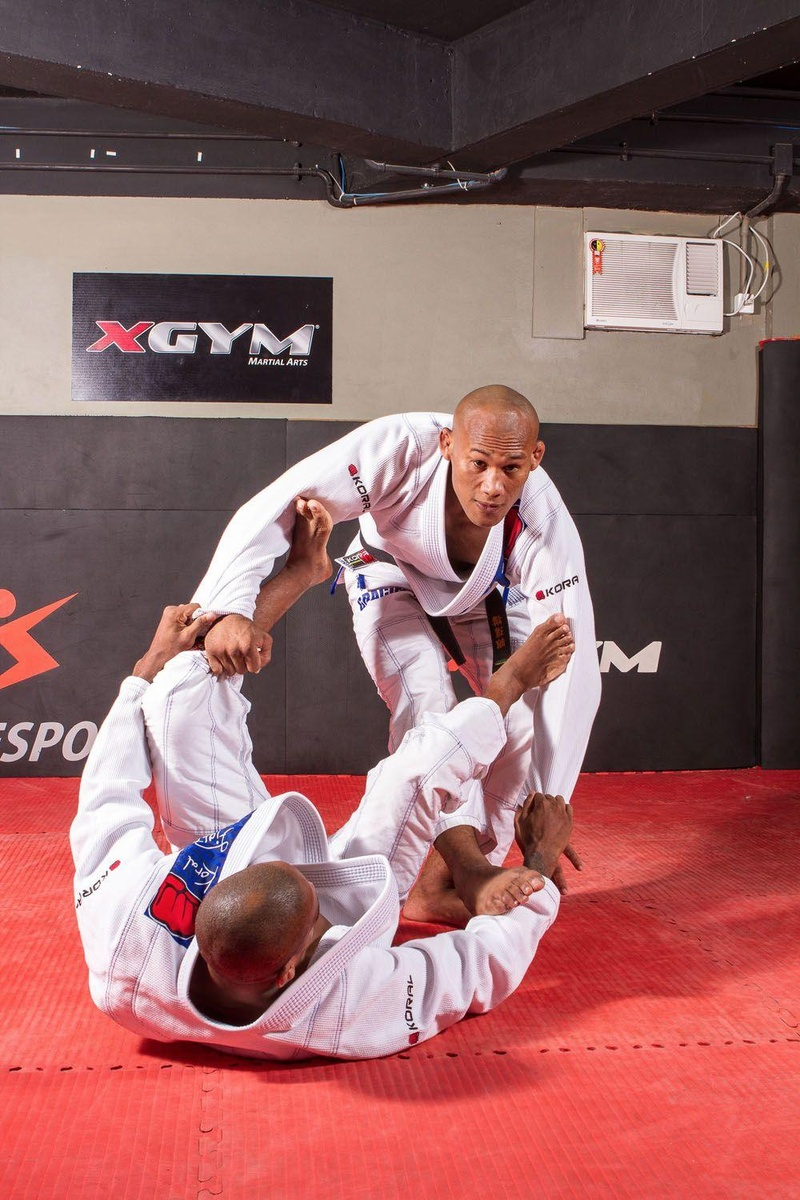 BJJ techniques: Ronaldo Jacare teaches a drill for guard pass