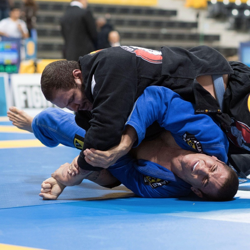 Gallerr Road Show: A truck named Luis Eduardo do Carmo runs the BJJ blue belt absolute