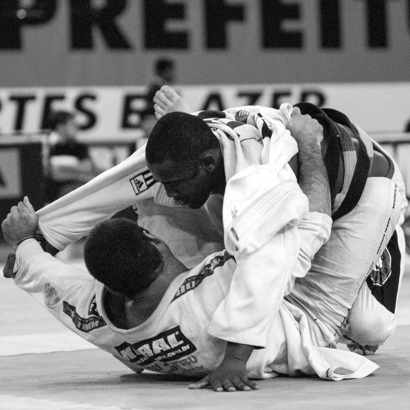 Brasileiro de Jiu-Jitsu: Relembre o título absoluto de Fernando Tererê em 2003
