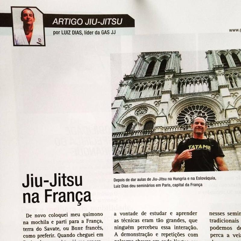 Artigo JIU JITSU