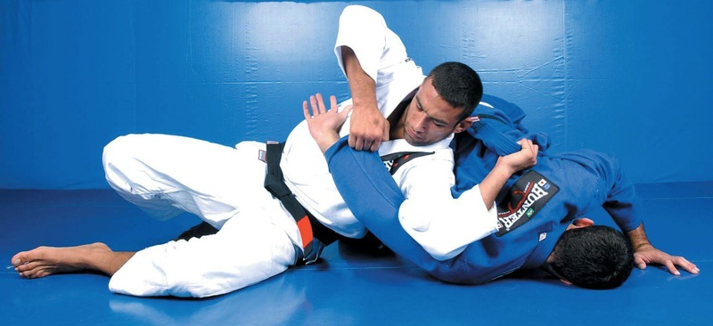 Fabricio Werdum teaches reversal with shoulder lock