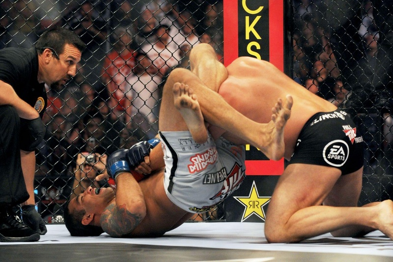 Brazilian Jiu-Jitsu star Fabricio Werdum career's turning point