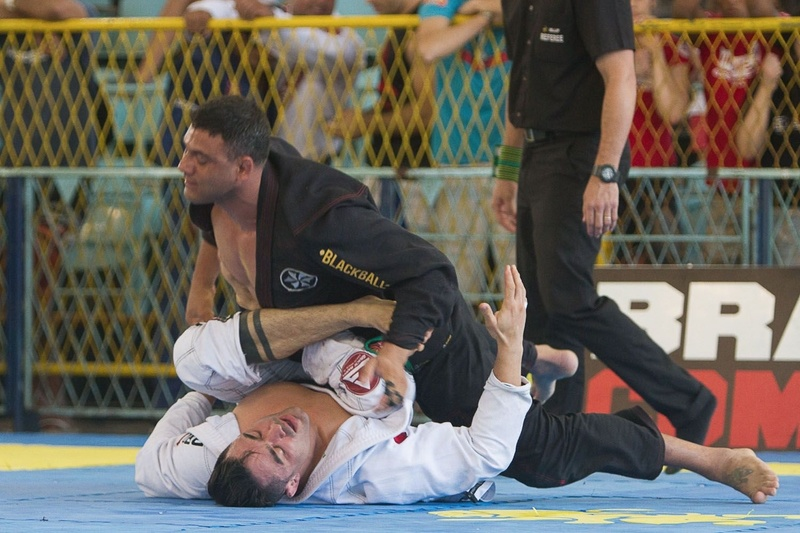 "Brazil Teams' National 2016: Felipe ""Preguiça"" Pena can't stop Gracie Barra losing to Ribeiro Jiu-Jitsu"