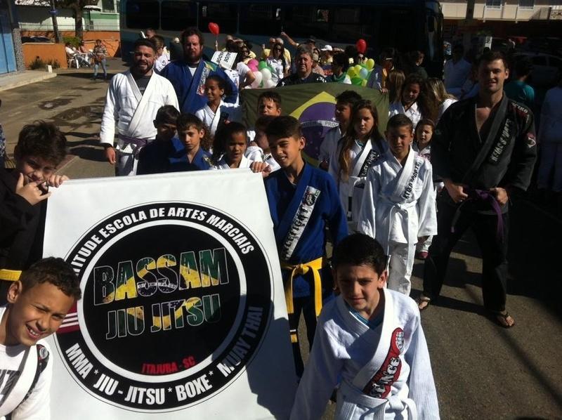 Galera Bassam Team Jiu Jitsu