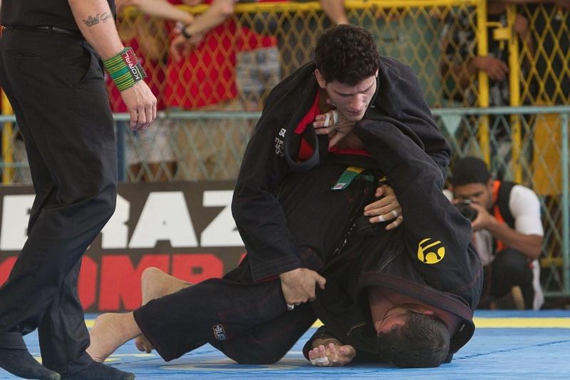 "Brazil Teams' National 2016: Felipe ""Preguiça"" Pena can't stop Gracie Barra losing to Ribeiro Jiu-Jitsu"
