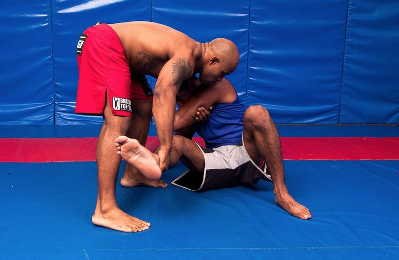BJJ techniques: Alexandre Cacareco teaches a takedown and finish in leglock