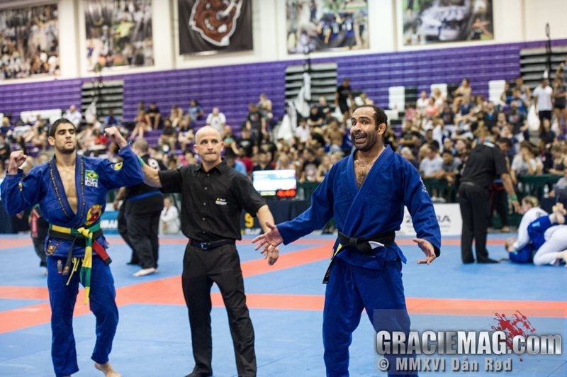 New York Open Jiu-Jitsu 2016: Felipe Cesar vs. Rafael Rosendo at middleweight final