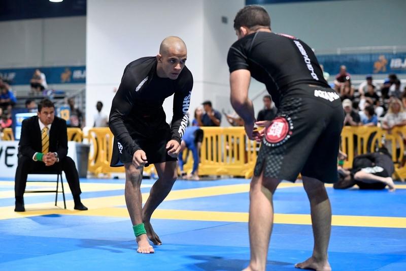 Brazilian Jiu-Jitsu US Nationals 2016: Victor Silvério vs. Lucas Benévolo Vale