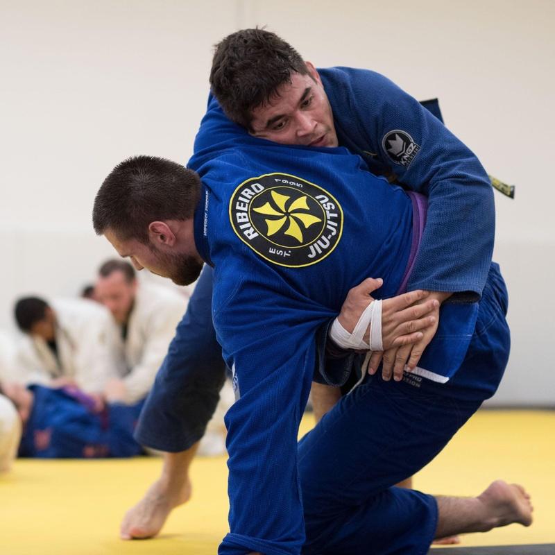 Gallerr Road Show at University of Jiu-Jitsu with Saulo and Xande Ribeiro