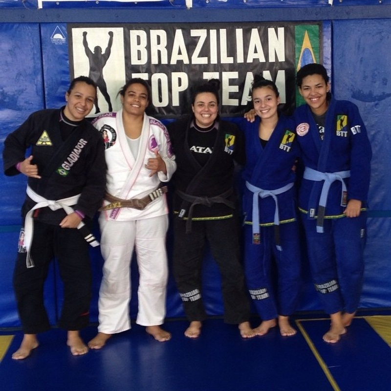 Brazilian Top Team Headquarter - Lagoa, RJ