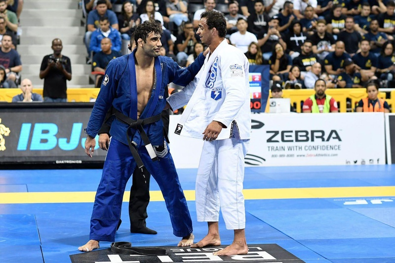 BJJ Worlds 2016: Leandro Lo vs. Romulo Barral