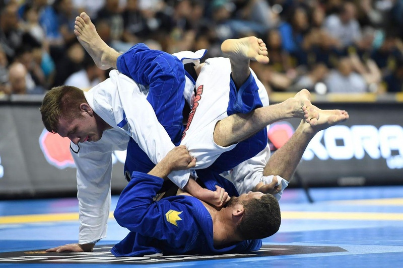 BJJ Worlds 2016: Keenan Cornelius vs. Renato Cardoso