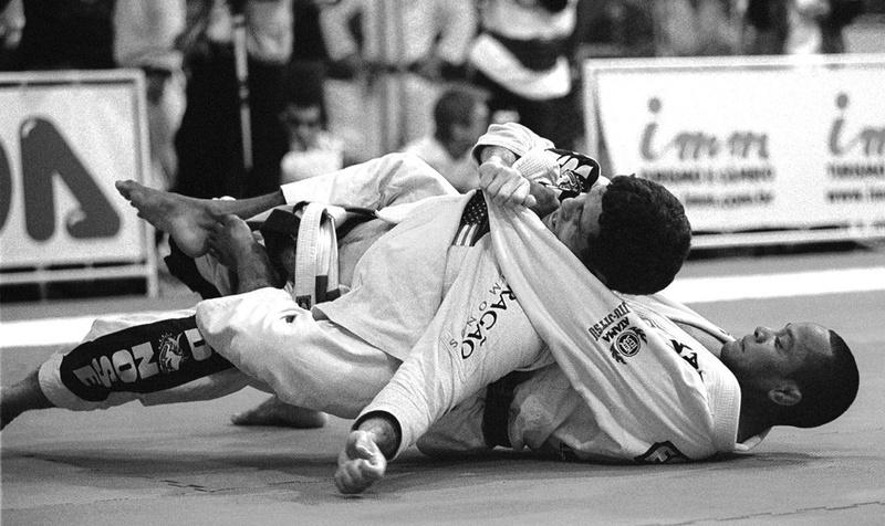 Túnel do tempo: Margarida, Saulo e cia. no Mundial de Jiu-Jitsu de 2001