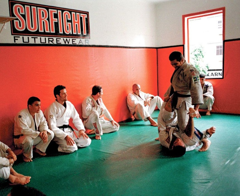 Mais relíquias de Jiu-Jitsu, do baú Graciemag