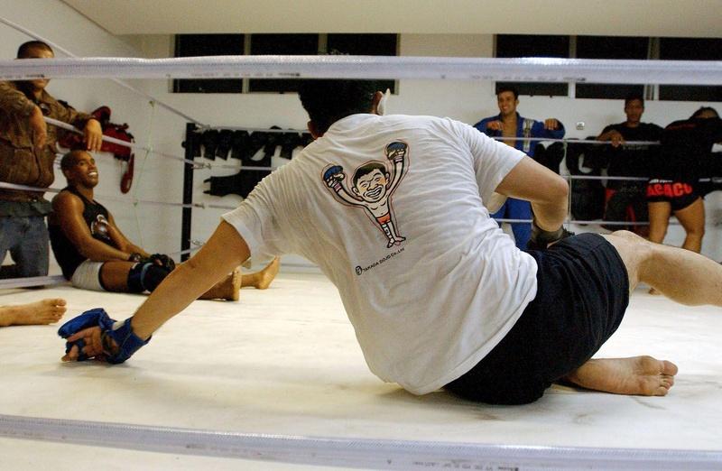 BJJ story: Sakuraba and Chute-Boxe