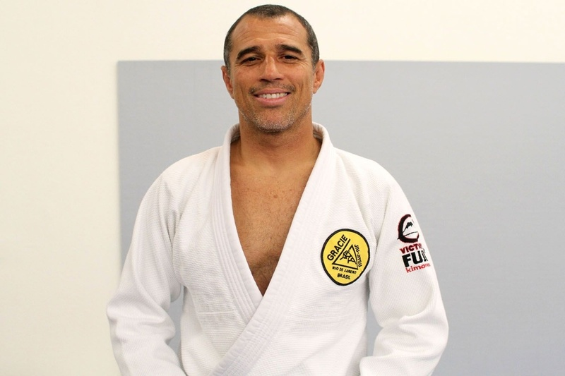 Brazilian Jiu-Jitsu: Royler Gracie teaches a self-defense technique