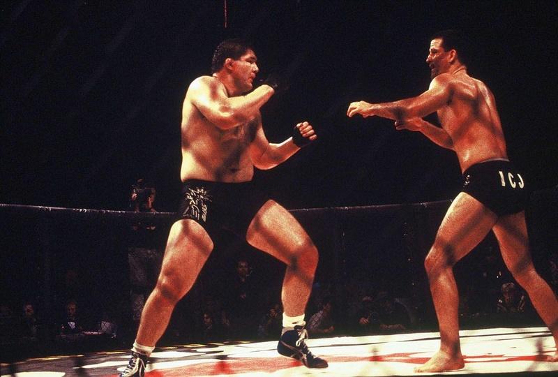 Murilo Bustamante foi um guerreiro e lutou durante 40 minutos com um adversário 40kg mais pesado, arrancando um heróico empate