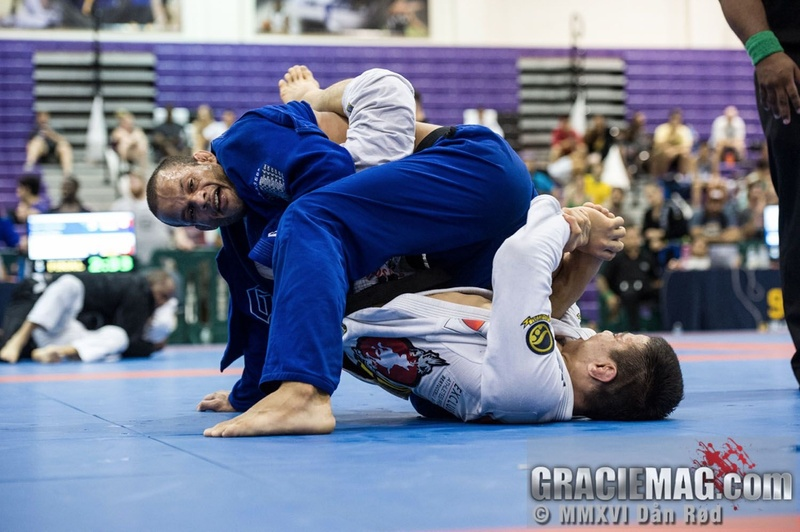 New York Open Jiu-Jitsu 2016: Matheus Diniz vs. Felipe Silva and Marcos Tinoco vs. Paulo Miyao at absolute