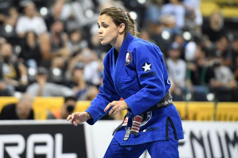 Tribute: the last Michelle Nicolini fight before deciding to retire