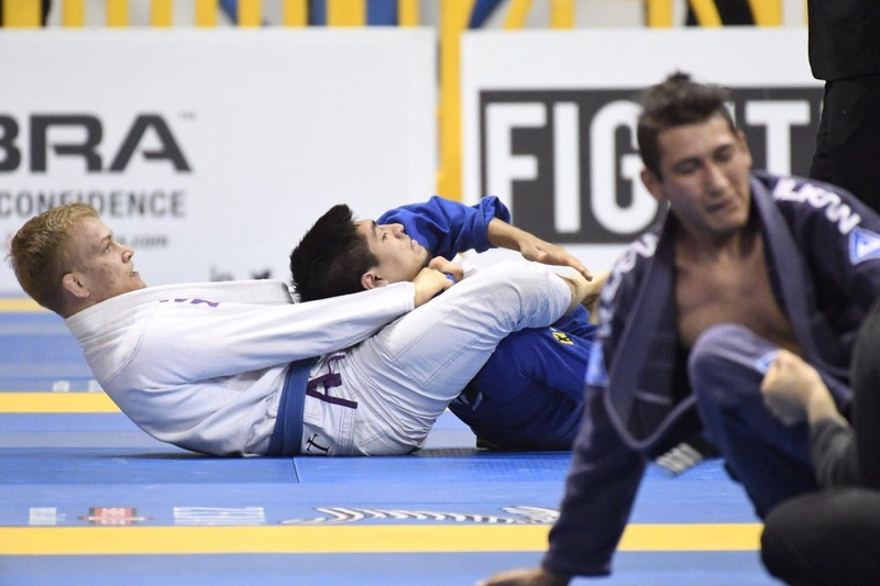 The 2016 World Brazilian Jiu-Jitsu Championship has started
