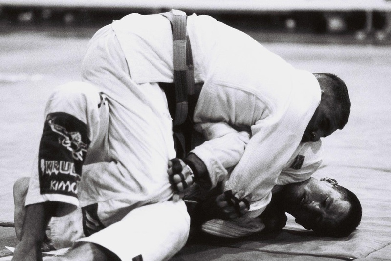 Time machine: the first World Jiu-Jitsu Championship