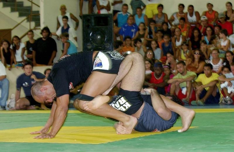 BJJ History: A look back at Marcelo Garcia and company in action at São João da Barra, Rio de Janeiro, in 2001
