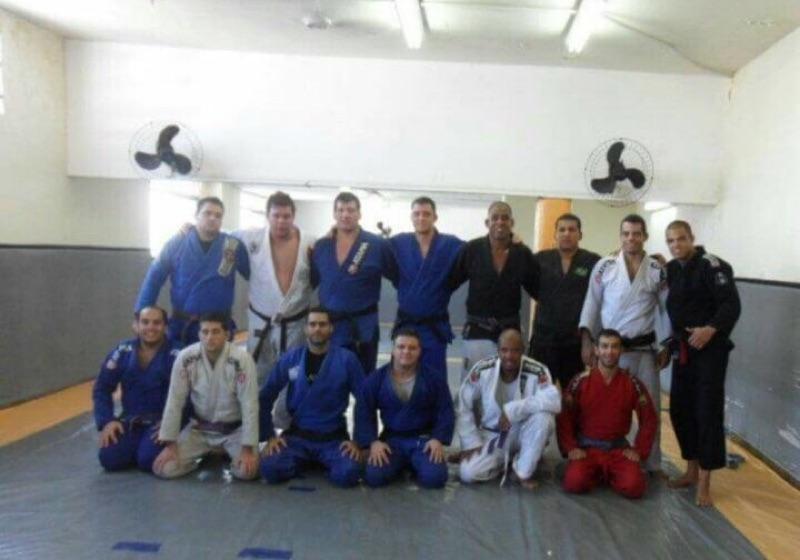 Bolão Jiu Jitsu