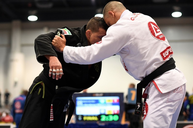 2016 Worlds Masters: Saulo is the master 3 heavyweight champion