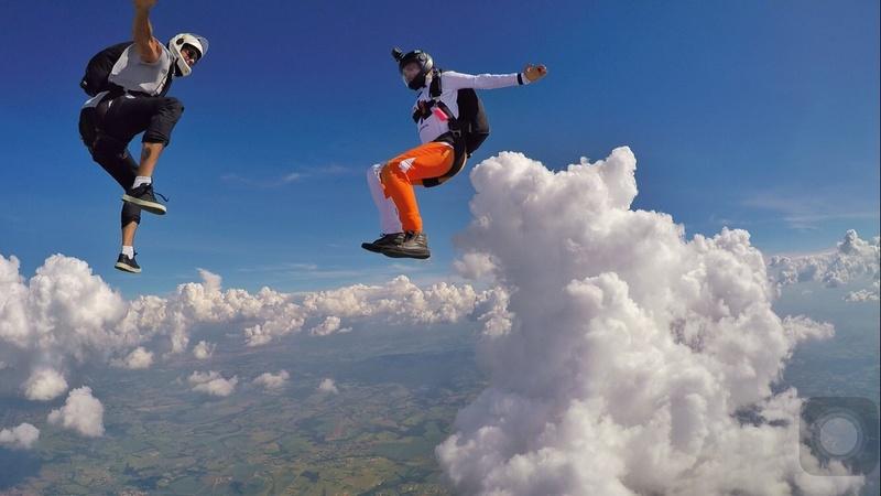 Skydive with Hotel Urbano