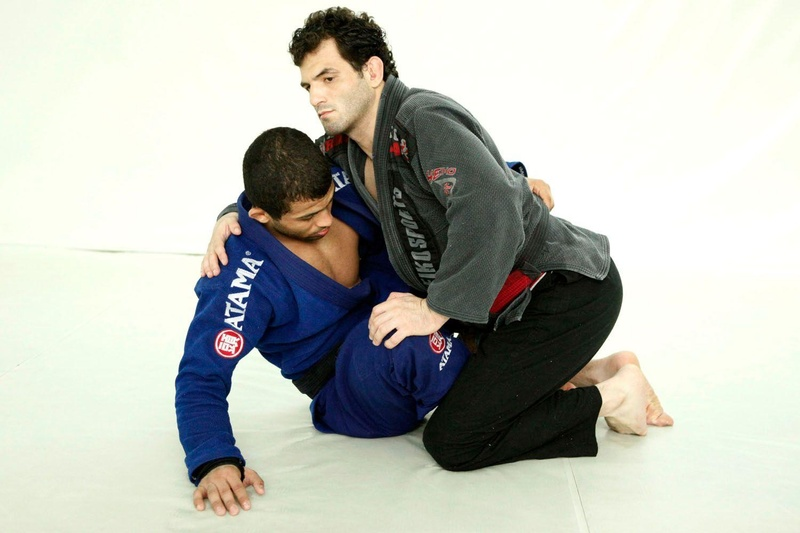 Learn with Bruno Malfacine how to get the opponent back