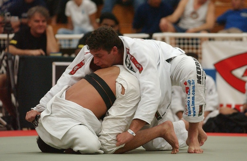 BJJ History: International Gracie Jiu-Jitsu Federation Tournament 2003