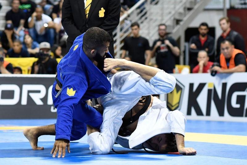 BJJ Worlds 2016: Bruno Malfacine vs. Caio Terra