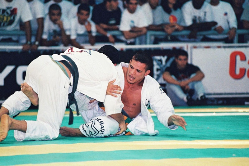 Warm up for the BJJ Worlds 2016: Remember the 1997 BJJ Worlds, in Rio de Janeiro