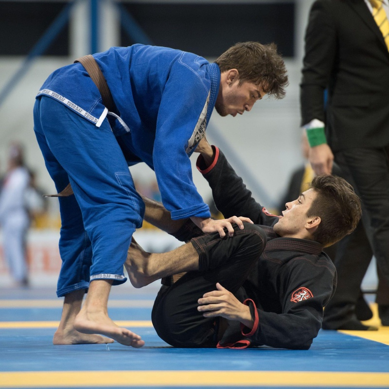 BJJ Worlds 2016: José Carlos Sobrinho conquers the Brown Belt rooster weight
