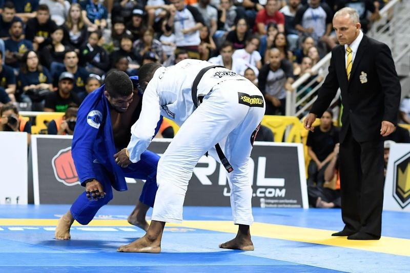 BJJ Worlds 2016: André Galvão vs. Jackson Souza
