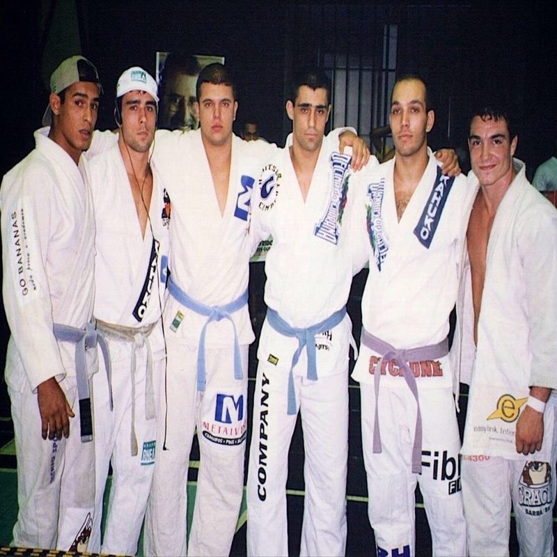 GRACIE BARRA BH MOMENTS