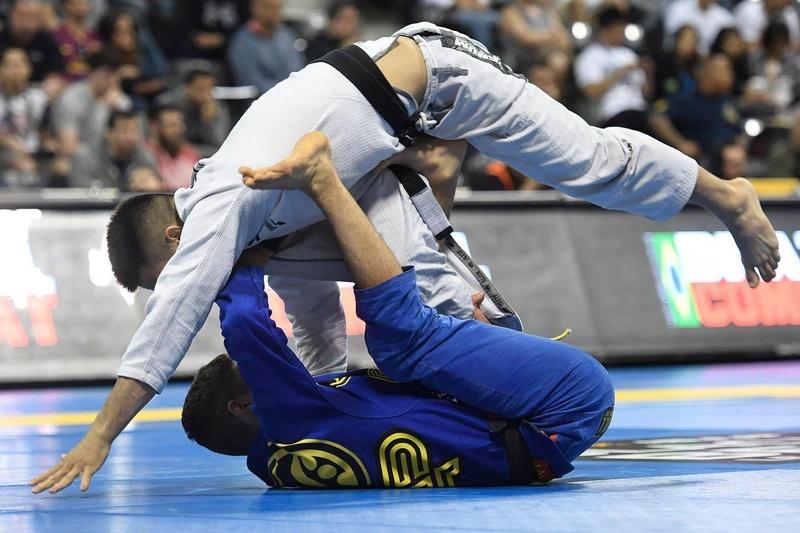 BJJ Worlds 2016: Mikey Musumeci Jr. vs Isaac Doederlein