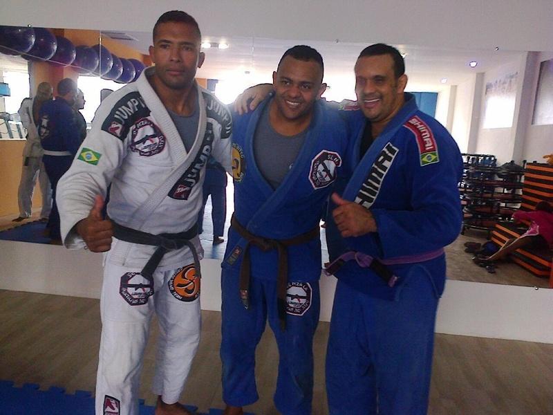 Equipe Senzala Team Rafael loureiro
