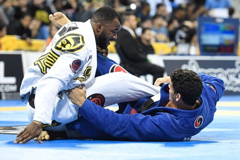 BJJ Worlds 2016: Jackson Sousa vs. Felipe Preguiça