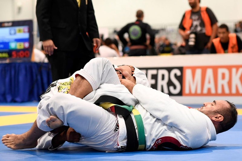 BJJ World Master 2016: Viktor Doria vs. Bruno Bastos