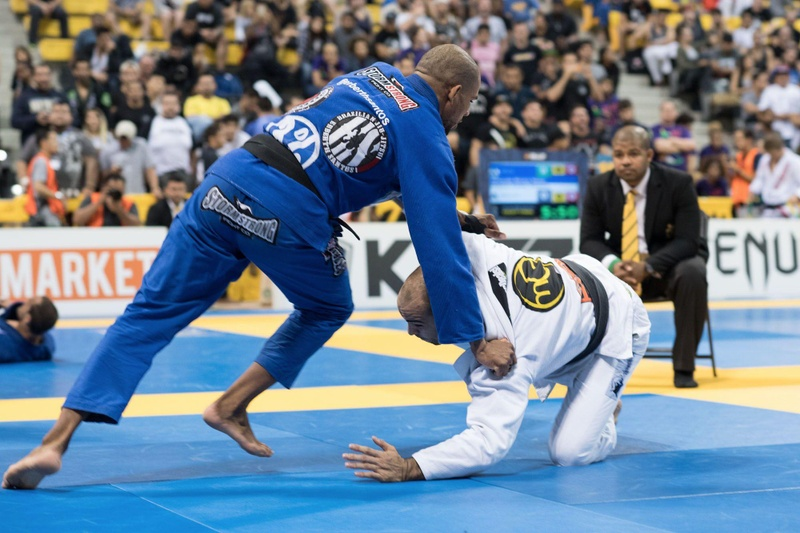 BJJ Worlds 2016: Erberth Santos displays explosiveness and will power to submit previous world champion Bernardo Faria