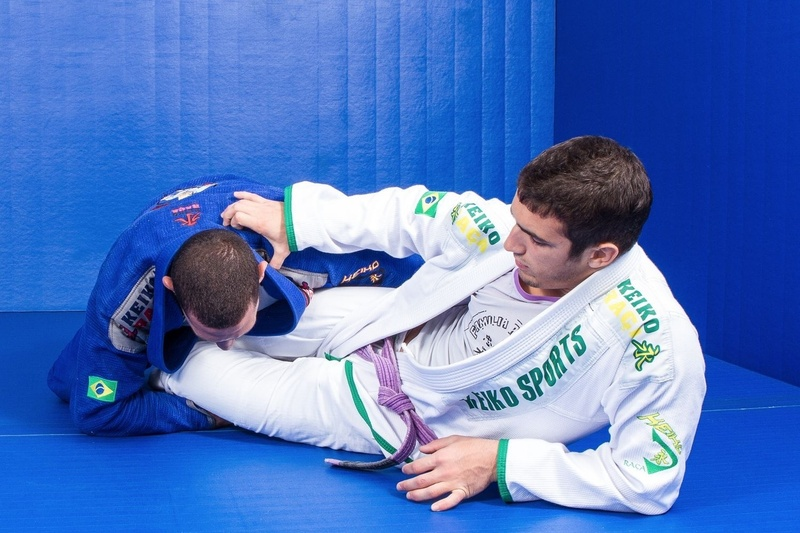 BJJ techniques: Raphael Abi-Rihan teaches how to sweep from the half guard