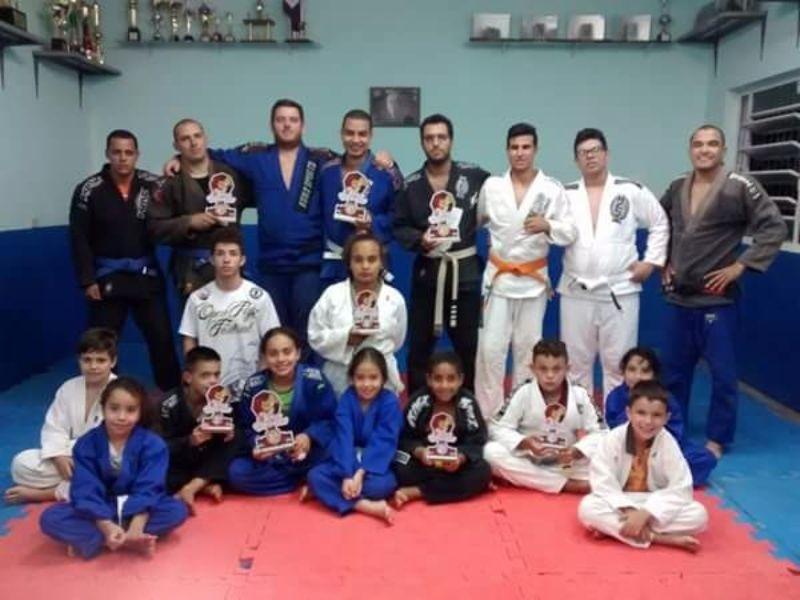 Projeto social jiu jitsu para todos