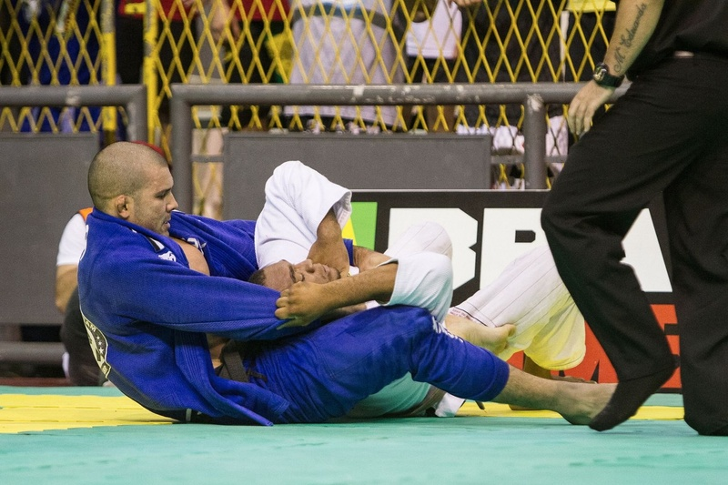 Brazilian Team 2016: Check Rodolfo Vieira in action