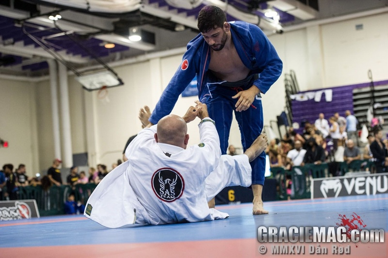 New York Open Jiu-Jitsu 2016: Matheus Diniz vs. Diego Ramos at heavyweight final