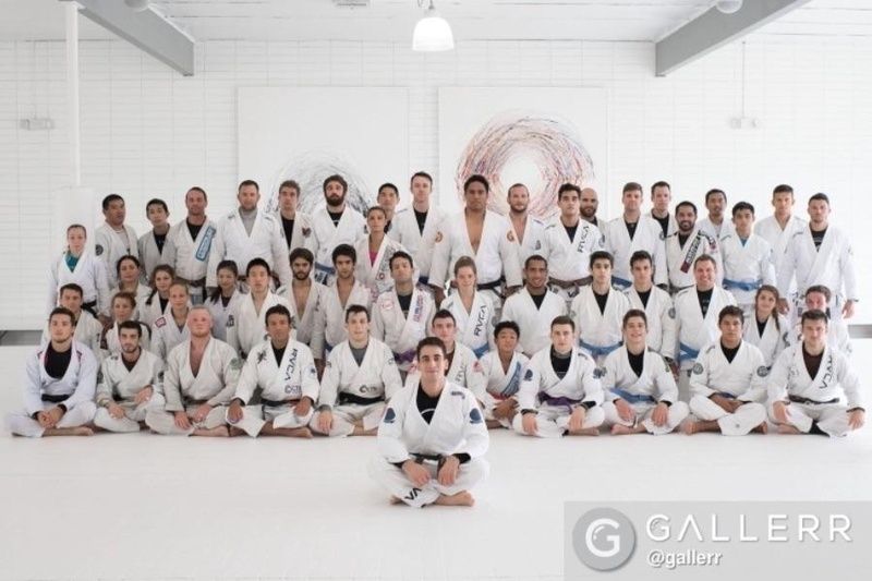 GALLERR x ART OF JIU JITSU
