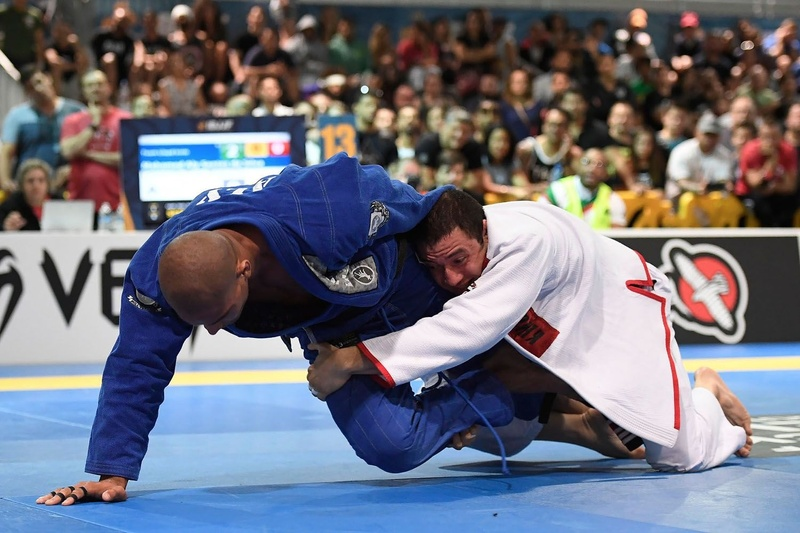 IBJJF Pro League 2016: Leonardo Pires Nogueira (Alliance ) vs Mahamed Aly Santos da Silva (Team Lloyd Irvin)