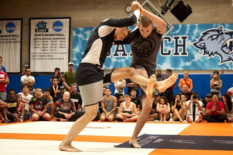 Gordon Ryan vs. Keenan Cornelius at Grappling Industries, in New York